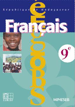 Français 11e, 10e, 9e, 8e et 7e années