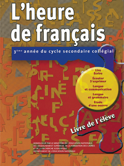 L'heure de français