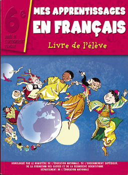 fiches mes apprentissages 6 aep