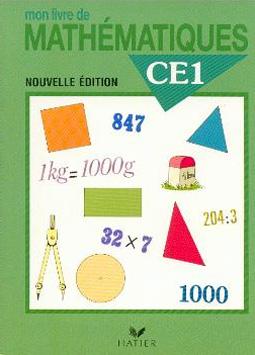 Mon livre de mathématiques