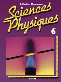 Sciences Physiques - Collection Durandeau